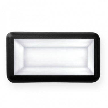 LED TORTUGA RECTANGULAR CON LED NG FAROLUZ