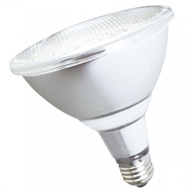 LAMPARA LED PAR38 LUZ DIA BASE E27