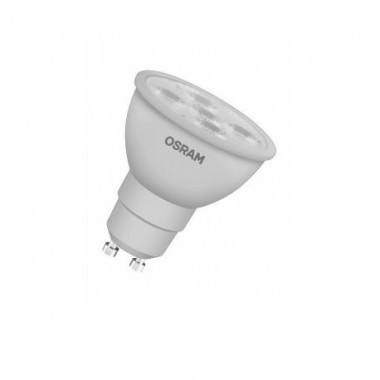 LAMPARA LED 5.5W GU10 220V DIMERIZABLE OSRAM