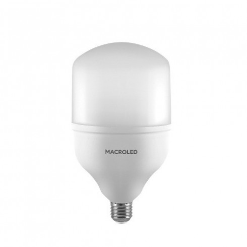 LAMPARA LED ALTA POTENCIA 60W E27 MACROLED