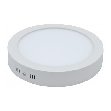 PLAFON LED REDONDO 2 LUCES OSENBURG