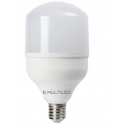 LAMPARA LED ALTA POTENCIA E27 MULTILED