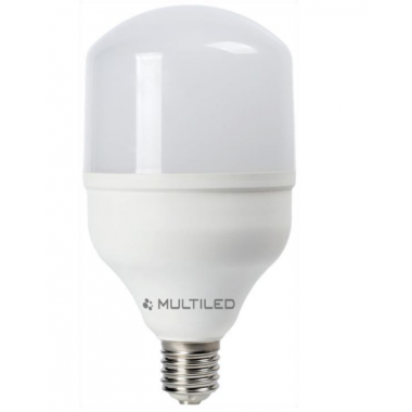 LAMPARA LED ALTA POTENCIA E40 MULTILED