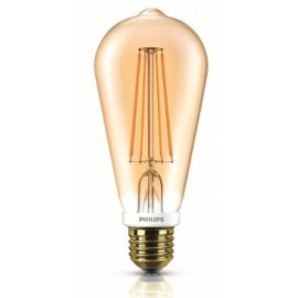 LEDCLASSIC 50W ST64 E27 GOLD D 1CT/6 PHILIPS