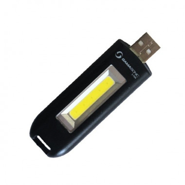 LINTERNA LED USB GAMA