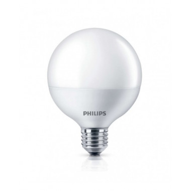 LEDGLOBE 9.5-60W G20 E27 PHILIPS