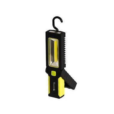 LINTERNA LED REFLECTOR GAMASONIC