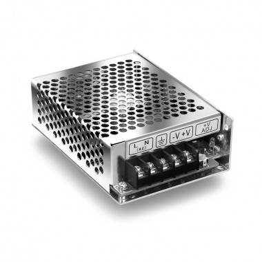 FUENTE SWITCHING 12V 5A IP20 MACROLED