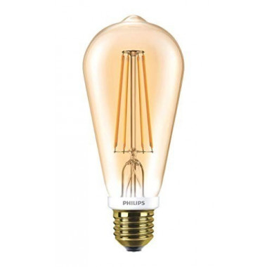 LED VINTAGE 50W ST64 E27 2000K DIMMERIZABLE PHILIPS