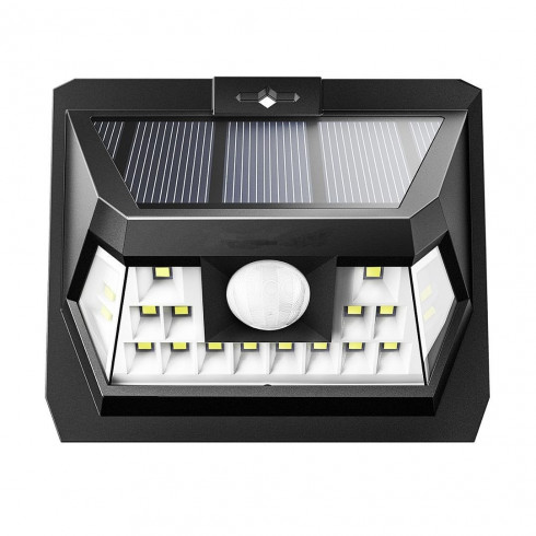 APLIQUE LED SOLAR LX128 LITEX