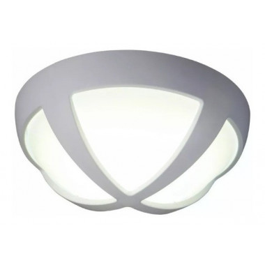 TORTUGA CRUZ LED 8W BLANCO ARTELUM