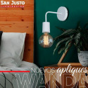 APLIQUE DE PARED SAN JUSTO