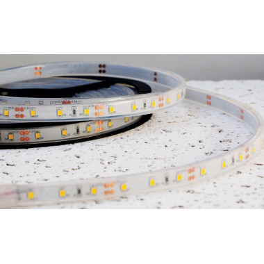 TIRA FLEXIBLE LED WATERPROOF BLANCO
