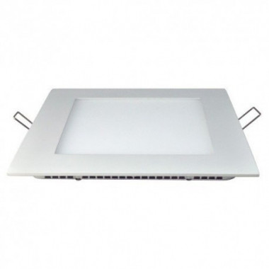 PANEL LED EMBUTIR 6W CUADRADO